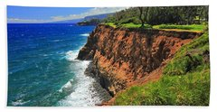 North Hawaii View Bath Towel