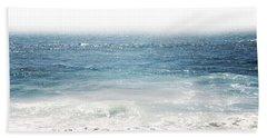 Ocean Dreams- Art By Linda Woods Hand Towel