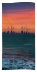 Ocean Motion Bath Towel