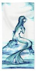 Ocean Watch Hand Towel
