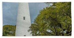 Ocracoke Lighthouse No 2 Bath Towel