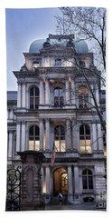 Old City Hall, Boston Bath Towel