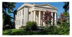 Old Medical College - Augusta Ga Hand Towel