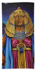 One Night Over Egypt Hand Towel