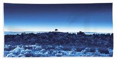 One Tree Hill -blue -2 Hand Towel