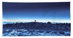 One Tree Hill - Blue - 3 Hand Towel