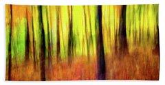 Ozark Autumn Blaze Hand Towel
