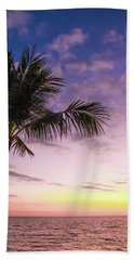 Palm In Paradise Hand Towel