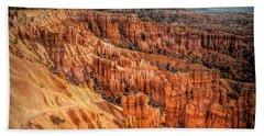 Panorama Bryce Canyon Utah  Bath Towel