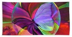 Papillon De  Grace Hand Towel