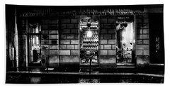 Paris At Night - Rue Bonaparte 2 Bath Towel