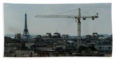 Paris Towers Hand Towel