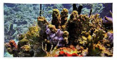 Patch Reef Bluff Hand Towel