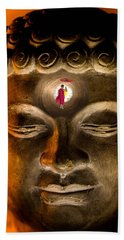 Path To Enlightenment Hand Towel