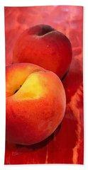 Peachy Hand Towel