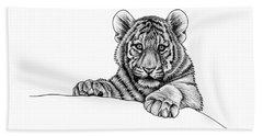 Designs Similar to Peeking Tiger Cub