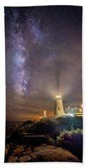 Pemaquid Lighthouse Bath Towel