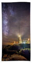 Pemaquid Lighthouse Hand Towel