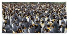 Penguinscape Hand Towel