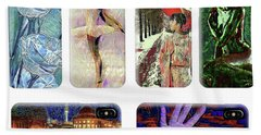 Phone Cases Samples Hand Towel