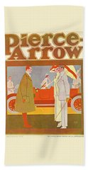 Pierce-arrow Advertisement Hand Towel