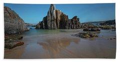 Playa Mexota - Spain Bath Towel