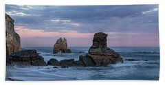 Playa Portizuelo - Spain Bath Towel