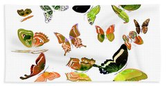 Pop Art Tropics Hand Towel