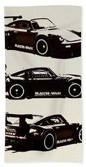 Porsche Rwb 930 Bath Towel
