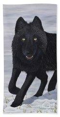Predator Bath Towel