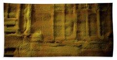 Prehistoric Scene Hand Towel