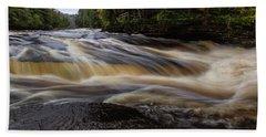 Presque Isle River 4 Bath Towel