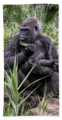 Proud Mama Silverback 6243 Bath Towel