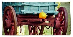 Pumpkin Trail Mix Bath Towel