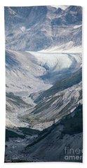 Queen Inlet Glacier Hand Towel