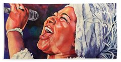 Queen Of Soul Hand Towel