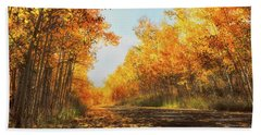 Hand Towel featuring the photograph Quiet Time by Rick Furmanek