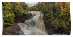 Rainbow Falls 1 Bath Towel