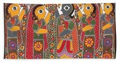 Ramayan-ram Vivah Hand Towel