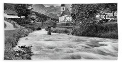 Ramsau, Bavaria Bath Towel