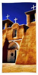 Ranchos Church  Xxxii Hand Towel