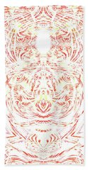 Red Tide Hand Towel