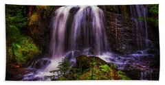 Retreat For Soul. Rest And Be Thankful. Scotland Bath Towel