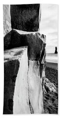 Reynisfjara Beach #1 Hand Towel