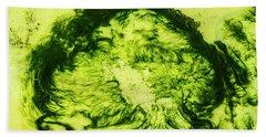 Rhapsody In Green Hand Towel