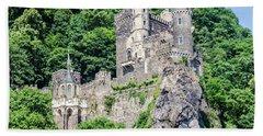 Rheinstein Castle Bath Towel