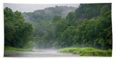 River Mist Hand Towel