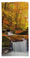 River Rapid Bath Towel