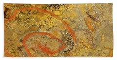 Riverbed Stone Hand Towel