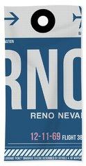Rno Reno Luggage Tag II Hand Towel